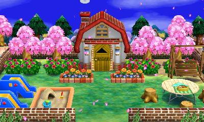 ハピ森マミィ子どもが遊べる庭のある家完成