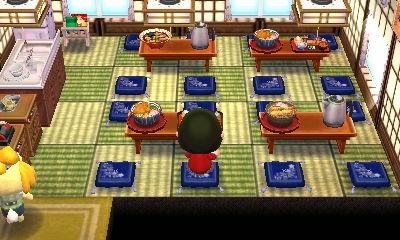 ハピ森飲食店完成