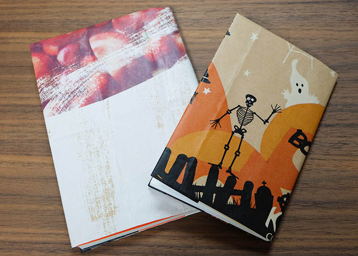 Bookcover handmade09