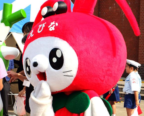 東京湾大感謝祭2015えび~にゃ