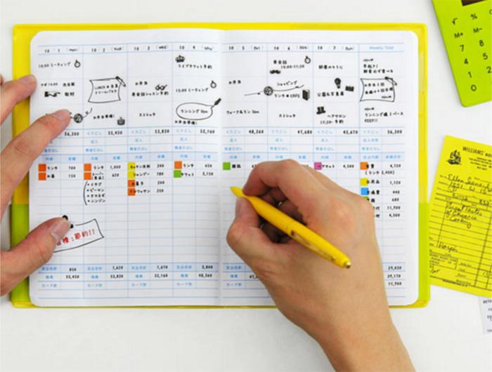 デジタル・アナログ家計簿の選び方 ハイタイド