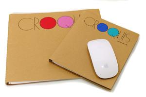 マルマンのクロッキー帳をマウスパッドとして使うと便利すぎる!