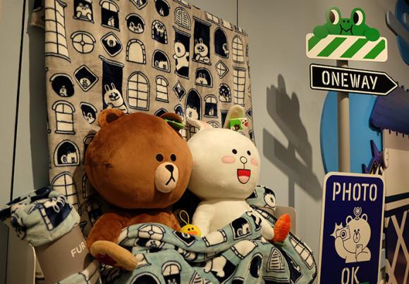 LINE STORE仙台店写真OK