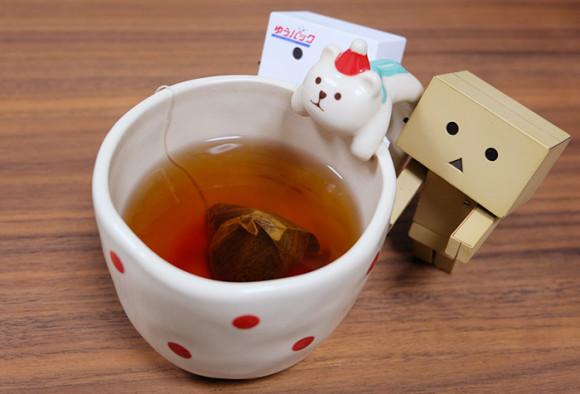 リプトンスイーツティー焼き菓子の香りがする紅茶飲んでみる