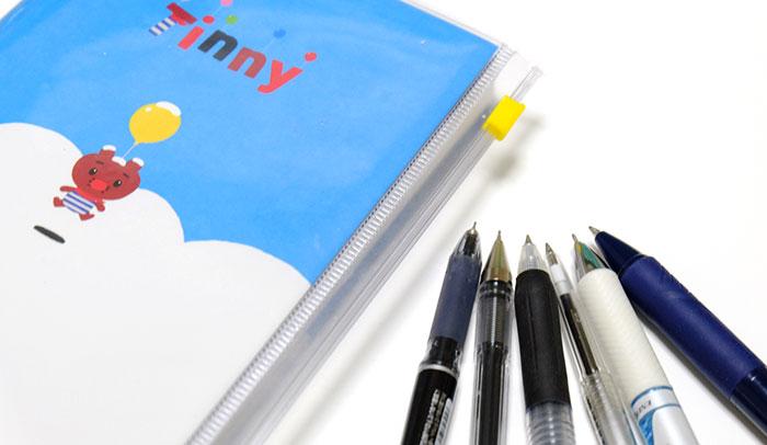 Edit手帳(エディット)とペンの相性比較!