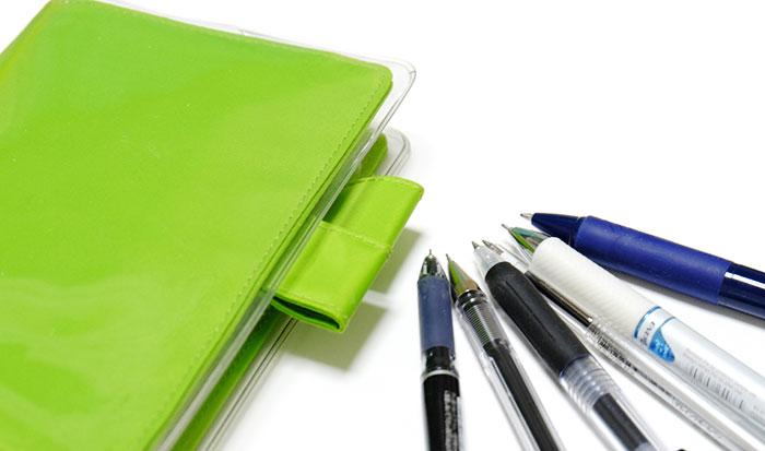 ほぼ日手帳のおすすめペン徹底比較