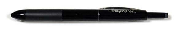 サインペンの書き心地・裏移り比較!Sharpie pen