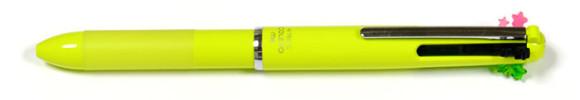 水性ボールペンの書き心地・裏移り比較!ハイテックCコレト