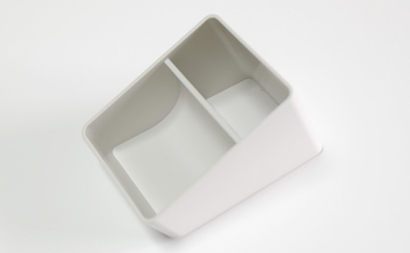 無印良品ABS樹脂 ペン・小物スタンド1/8 本体