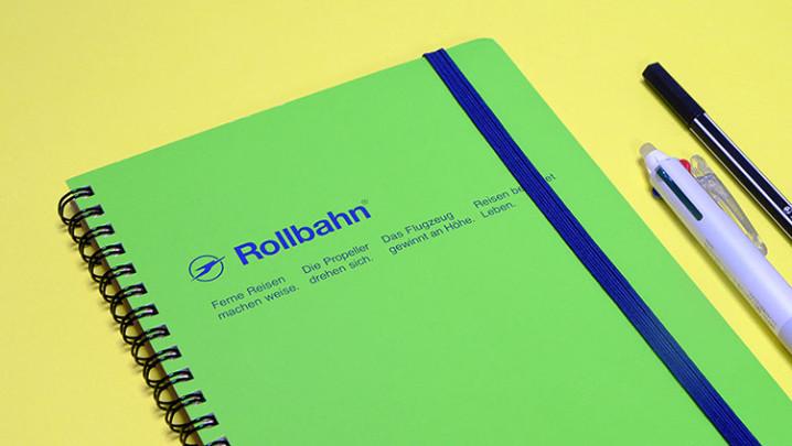 デルフォニックスのロルバーンノート(rollbahn)