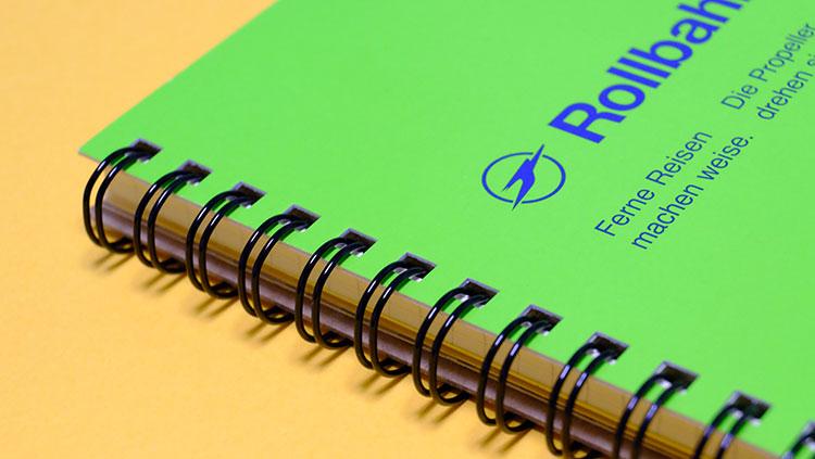 デルフォニックスのロルバーン使いやすいリングノート