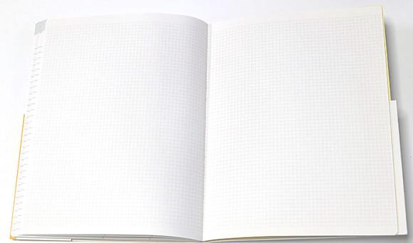 新フォーマットの手帳 VISUALIFE(ビジュアライフ)メモページ