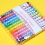 フリクションカラーズは手帳やノートにイラスト描くのにおすすめペン