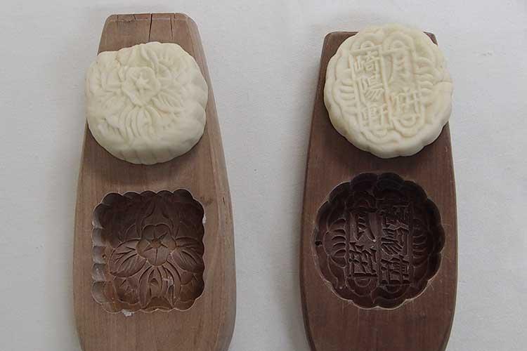 崎陽軒工場見学に行ってきた小麦粉粘土で月餅づくり