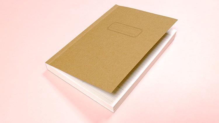 セリアで買えるほぼ日手帳に似ている「368ノート」