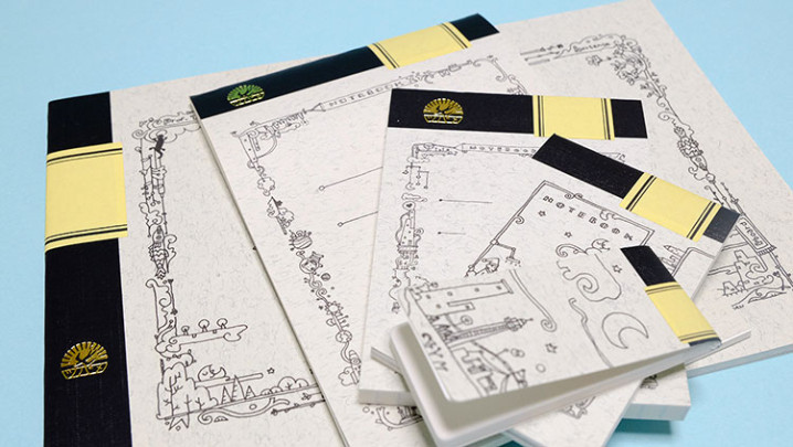 Thinking Power Notebook 5種類のノートが1冊ずつ入ったお試しセット