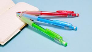 便利に使えるpilotのカラーシャープペン「シャープカラーイーノ」