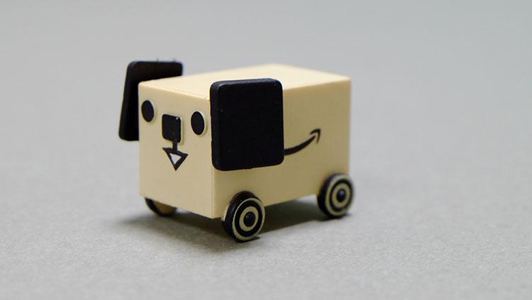Amazon限定!リボルテック「ポチ」ポチミニカー付きを買ったよ!ポチミニカー
