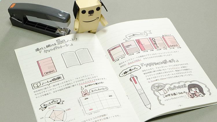 中綴じできるホッチキス「ホッチくる」コピー本・ZINEにおすすめ!