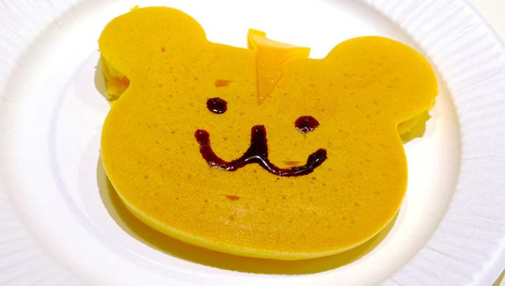 東京ガスショールームでパッチョのパンケーキ作り体験!雷パッチョのパンケーキ
