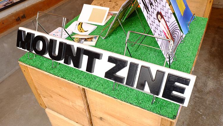 MOUNT ZINE