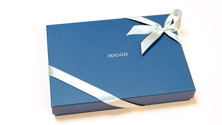 JOGGO(ジョッゴオリジナルオーダーメイド)本革A6手帳カバープレゼント