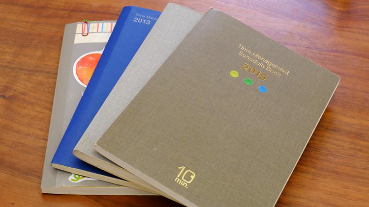 「第3回 カンミ堂 ふせんミーティング」カンミ堂の写真さんの手帳