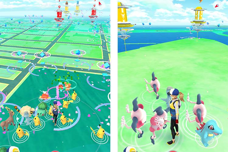 2017年ピカチュウだけじゃない ピカチュウ大量発生チュウ!「Pokémon GO PARK」