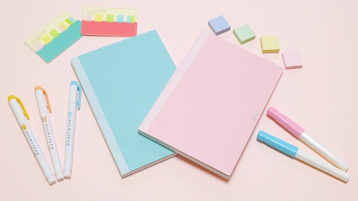EDiT手帳「月間ノート」はノート感覚で使えるメモたっぷり手帳