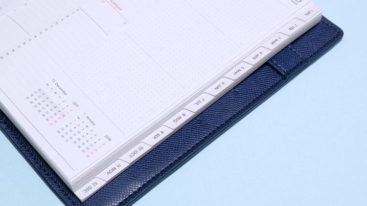 EDiT手帳バーチカルA6・B6は仕事やビジネスシーンに使いやすい手帳!