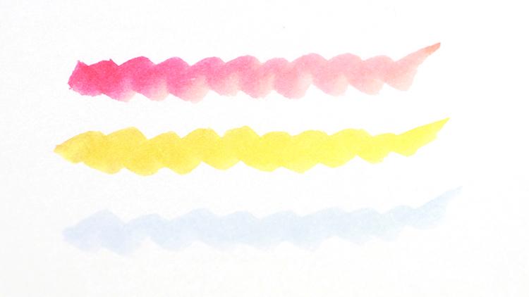 イラストにおすすめ!手帳やノートにおすすめのカラーペン。呉竹「ZIG クリーンカラーリアルブラッシュ」の使い方
